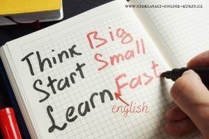 jak se naučit anglicky za 3 měsíce